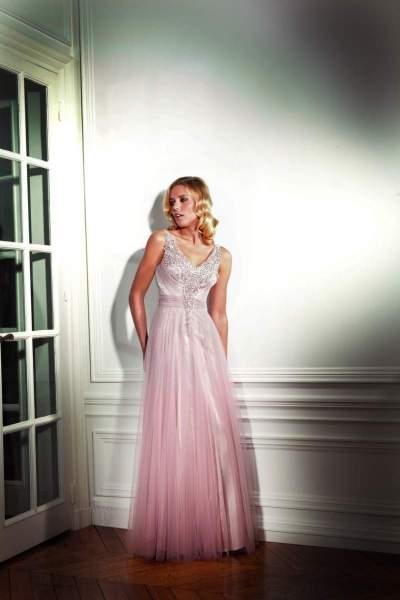 Vente de robe de mariée en satin pas chère